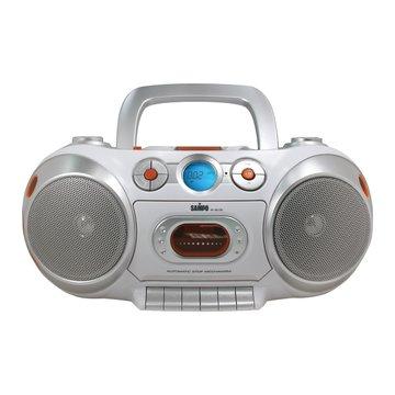 SAMPO 聲寶 AK-W610ML CD/MP3/卡帶手提收錄音機(福利品出清)
