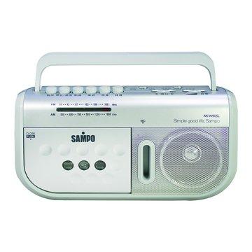 SAMPO 聲寶AK-W905L手提卡帶/收錄音機