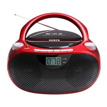 SAMPO 聲寶AK-W1601L手提CD/MP3音響