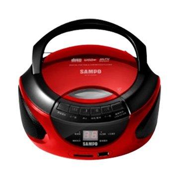 SAMPO 聲寶 AK-W1402UL手提USB/CD/SD音響