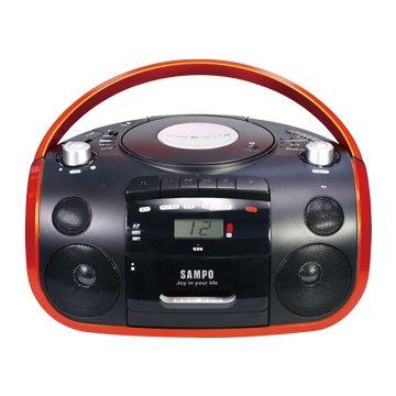SAMPO 聲寶 AK-W1602UL手提CD/MP3/USB/SD音響