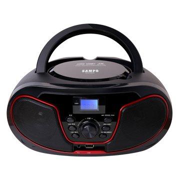 SAMPO  AK-W1803UL CD/MP3/USB手提音響