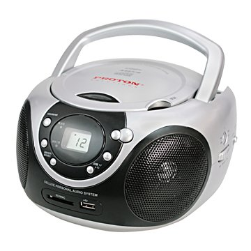 PROTON 普騰 PRC-CU05 手提CD/MP3/USB音響(福利品出清)