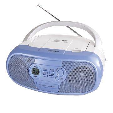 WONDER  WD-8213 手提CD音響