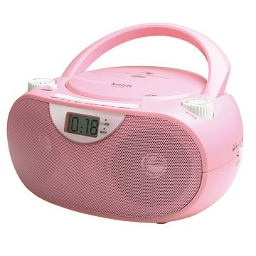 kolin  KCD-WDC10M 手提CD/MP3音響