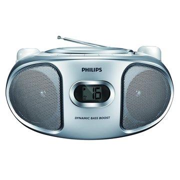 PHILIPS 飛利浦 AZ105S CD手提音響(福利品出清)
