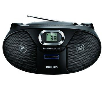 PHILIPS 飛利浦AZ385 USB手提音響(福利品出清)