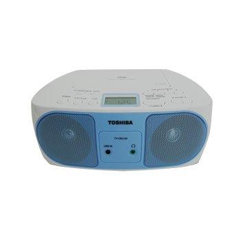 TOSHIBA 東芝 TY-CRS120TW CD/FM手提音響