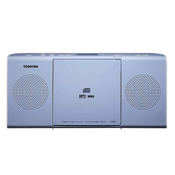 TOSHIBA 東芝 TY-CRM23TW CD/MP3手提音響