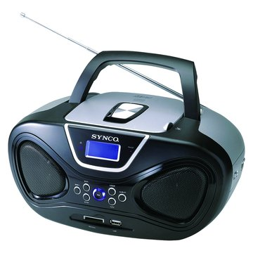 SYNCO 新格牌 SYN-357 MP3/USB手提音響(福利品出清)