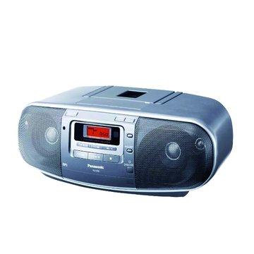 Panasonic 國際牌 Panasonic RX-D50 手提CD/卡帶/MP3/FM音響(福利品出清)