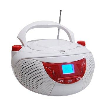 Dennys  MCD-309U USB/CD/MP3 手提音響