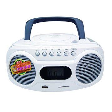 Dennys 鼎鋒 MCD-308 USB/MP3/CD/讀卡手提音響