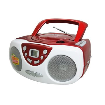 Dennys 鼎鋒MCD-208r USB/讀卡/MP3手提音響