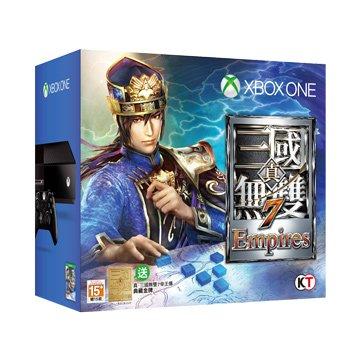 Microsoft 微軟XBOX ONE 500G 真‧三國無雙 7 帝王傳經典(福利品出清)