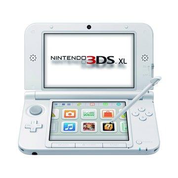 Nintendo 任天堂3DSXL 白色 中文版(福利品出清)