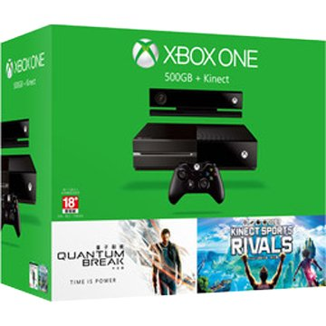 Microsoft 微軟 XBOX ONE 500G+Kinect 娛樂動作組