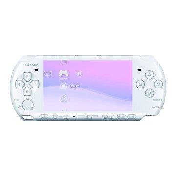 SONY 新力牌 PSP 主機3007型(珠珍白)(福利品出清)