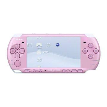 SONY 新力牌 PSP 主機3007型(粉紅)(福利品出清)
