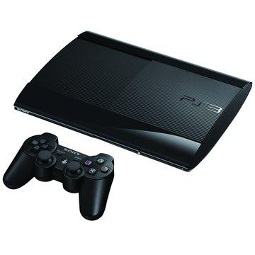 SONY 新力牌 PS3 主機500G黑+手把(黑)(福利品出清)