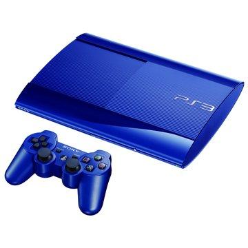 SONY 新力牌 PS3 主機500G(石青藍)(福利品出清)