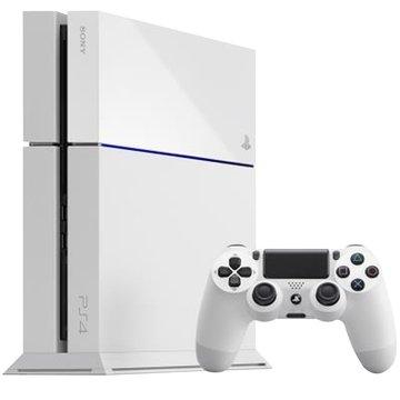 SONY 新力牌 PS4 主機(500G冰河白)(福利品出清)