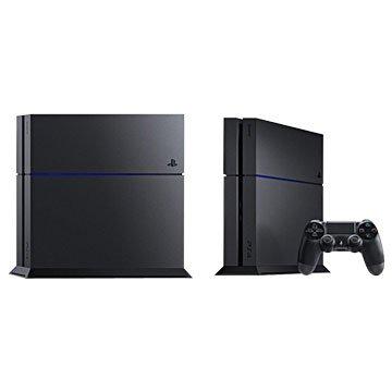 SONY 新力牌 PS4 500GB 黑 (CUH-1207)(福利品出清)