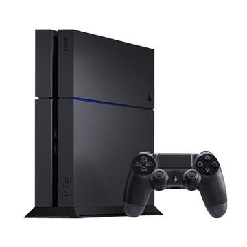 SONY 新力牌 PS4 1TB黑 (CUH-1207)(福利品出清)