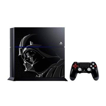 SONY 新力牌 PS4 主機(500G黑)星際大戰:戰場前線同捆組(福利品出清)