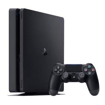 SONY 新力牌PS4 500G 黑 (CUH-2017AB01)