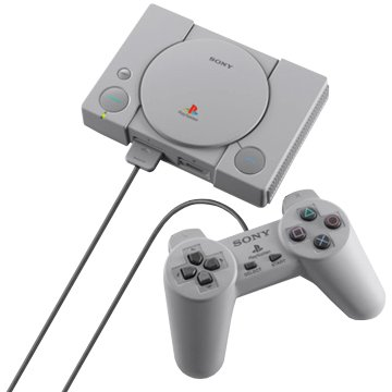 SONY 新力牌PlayStation Classic 主機