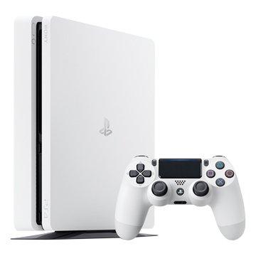 SONY PS4主機(500G白) HITS5 同捆組