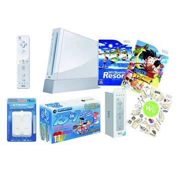 Nintendo 任天堂 WII七龍珠歡樂組(福利品出清)