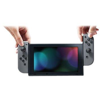 任天堂 Nintendo Switch主機-灰色(台灣公司貨)