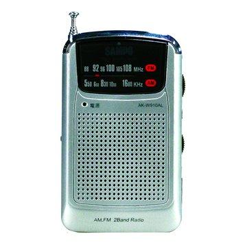SAMPO AK-W910AL收音機