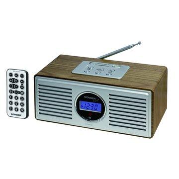 WONDER 旺德電通WD-8212U USB/SD/FM MP3隨身音響(福利品出清)