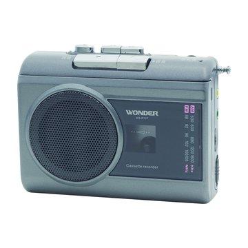 WONDER 旺德電通WS-R13T卡式錄音收音機
