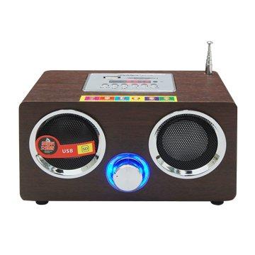 Dennys 鼎鋒WS-230日系HI-FI音質木製音響