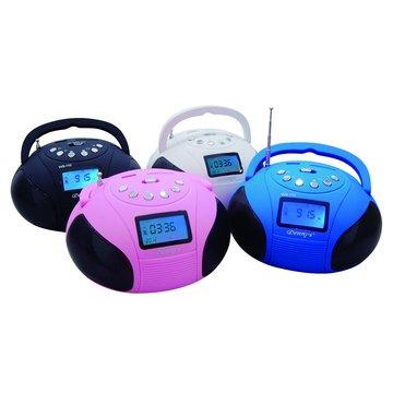 Dennys 鼎鋒 藍/WS-110 USB/SD隨身音箱(福利品出清)