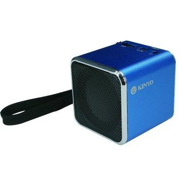 KINYO 金葉 MPS-372音樂盒插卡式喇叭