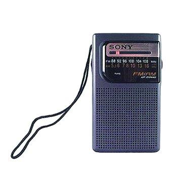 SONY 新力牌 ICF-S10MK2B FM/AM二波段收音機(福利品出清)