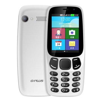 GPLUS GB301 4G 資安直立式手機-白