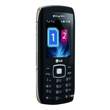 LG GX300雙卡手機(黑)(福利品出清)