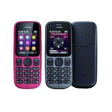 NOKIA 諾基亞 N101雙卡手機(黑)(福利品出清)