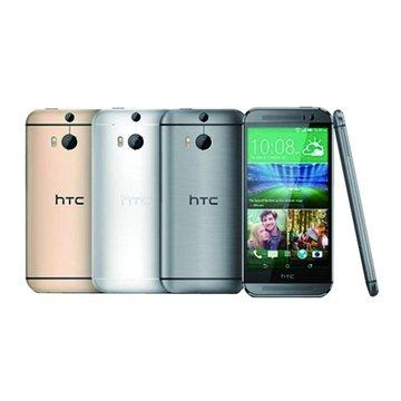 HTC 宏達電 One(M8)32G-銀(福利品出清)