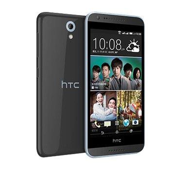 HTC 宏達電 Desire 620 dual sim(D620)-灰+銀框(福利品出清)