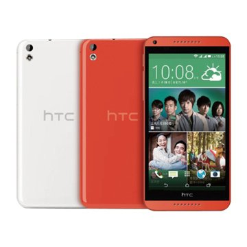 HTC 宏達電 Desire 816G dual sim 16G-白(福利品出清)