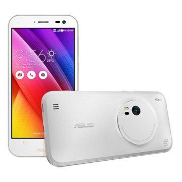 ASUS 華碩 ZenFone Zoom ZX551ML(4G/128G)-白(預購.約12月底排單出貨)(福利品出清)