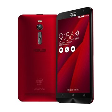 ASUS 華碩 ZenFone 2 ZE551ML(4G/16G)-紅(福利品出清)