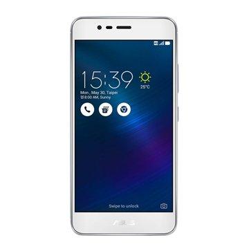 ASUS 華碩 ZenFone 3 MAX ZC520TL 2G/16G-銀